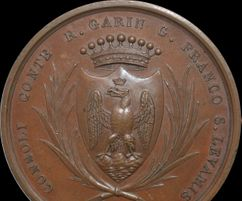 Italy - 1821 Capture of the Maritime city of Nice medal